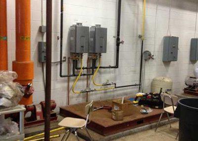 Plumber Chesapeake Va Water Heater Installation 3