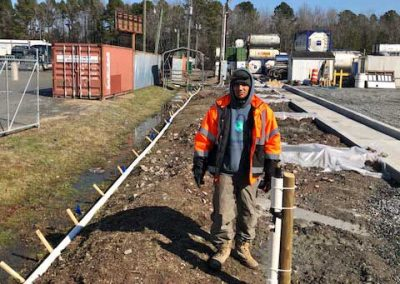 Plumber Chesapeake Va Water Line Construction